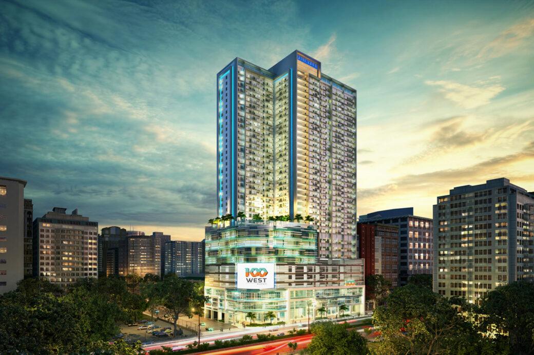 100 West Makati Exterior