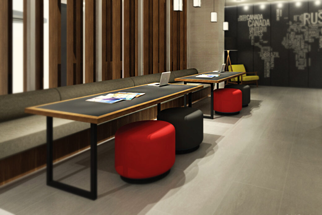 Studio 7 EDSA Timog Lobby